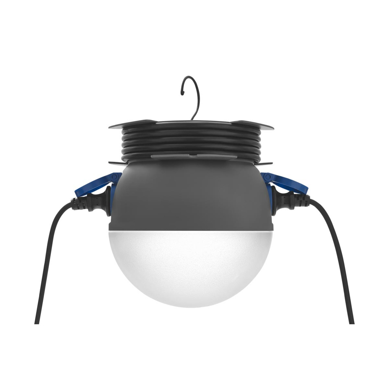 Ansmann 20-W-LED-Arbeitsleuchte Future Ball- 2400 lm- IP54
