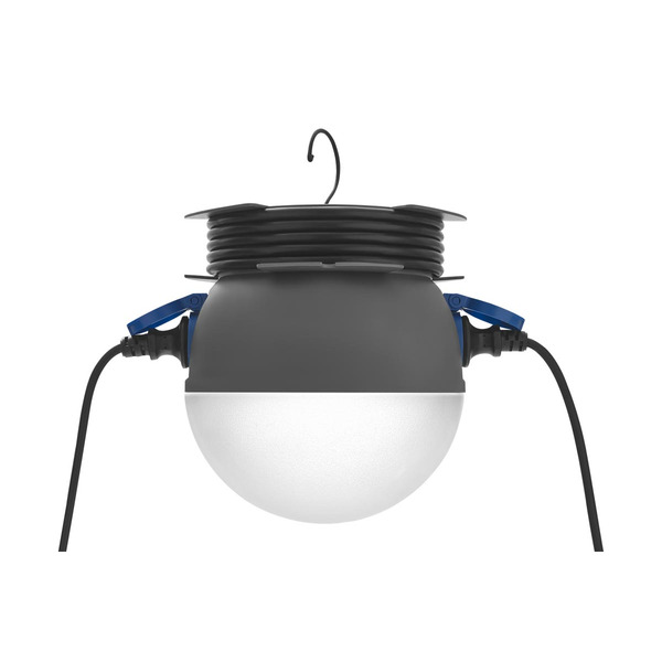 Ansmann 20-W-LED-Arbeitsleuchte Future Ball, 2400 lm, IP54