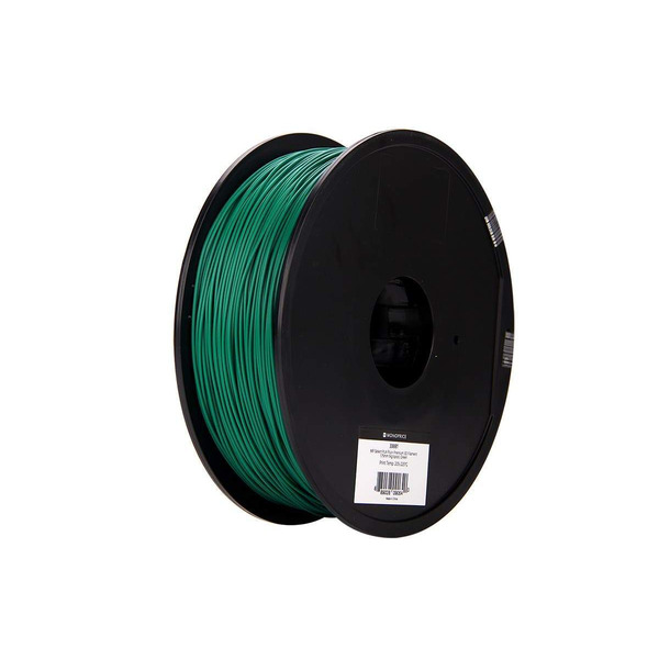 Monoprice 3D-Drucker Filament PLA+, grün, 1,75 mm, 1 kg