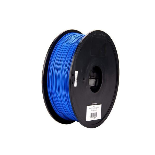 Monoprice 3D-Drucker Filament PLA+, blau, 1,75 mm, 1 kg