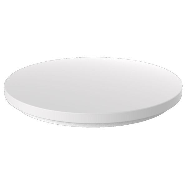 Blulaxa 24-W-LED-Wand-/Deckenleuchte Aina-L mit Dimmfunktion, 2000 lm, warmweiß (3000 K)