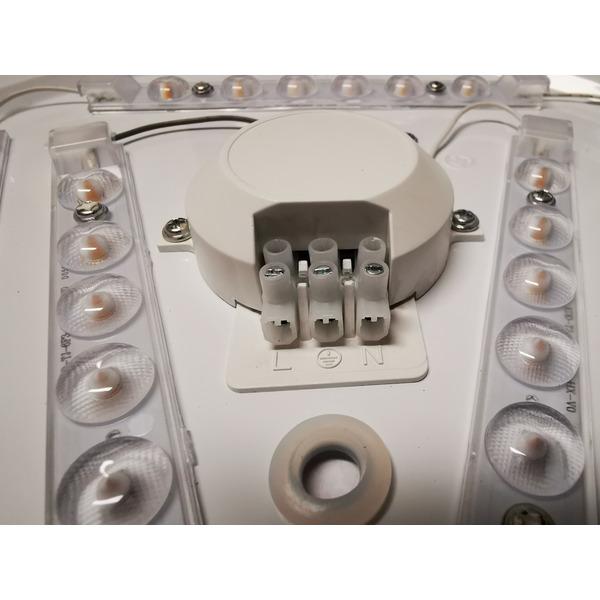 Blulaxa 24-W-LED-Wand-/Deckenleuchte Aina-L mit Dimmfunktion, 2000 lm, neutralweiß (4000 K)