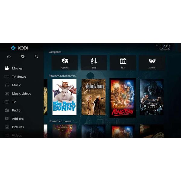 Orbsmart Android Mini-PC S86 Pro, Android 9.0, 4K, CoreELEC-Unterstützung, KODI, HDR10+, HDMI 2.1