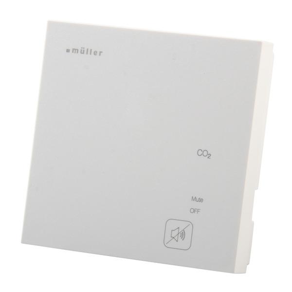 Hugo Müller Luftgütesensor/CO2-Ampel GS 42.01 pro mit 3 Open-Collector-Ausgängen