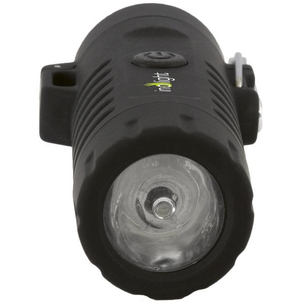 inolight Lichtbogen-Feuerzeug CL8, mit integrierter LED-Taschenlampe, wasserdicht