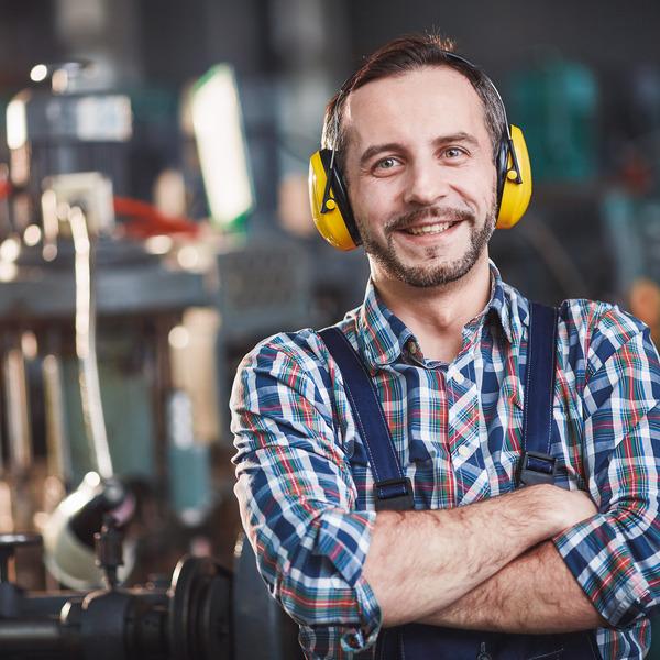 Destruktive Interferenz - Von passiven Gehörschutzmitteln bis zum aktiven Schallschutz