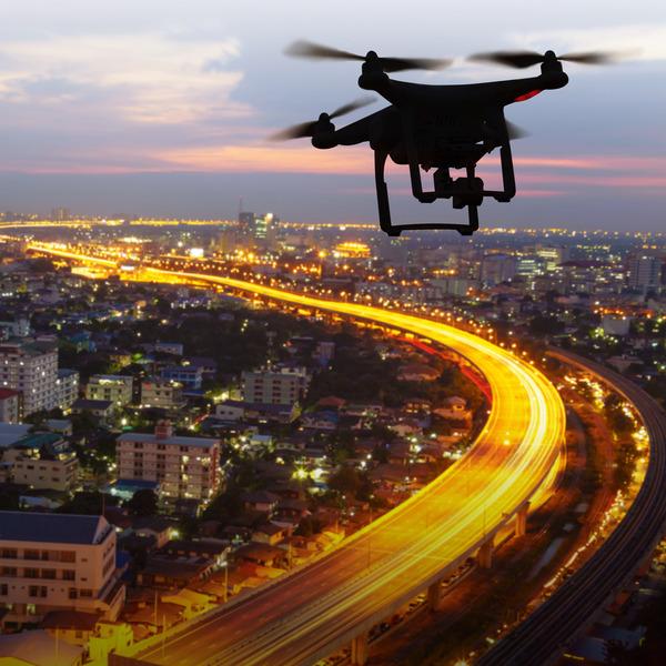 Drohnen - Multitalente am Himmel