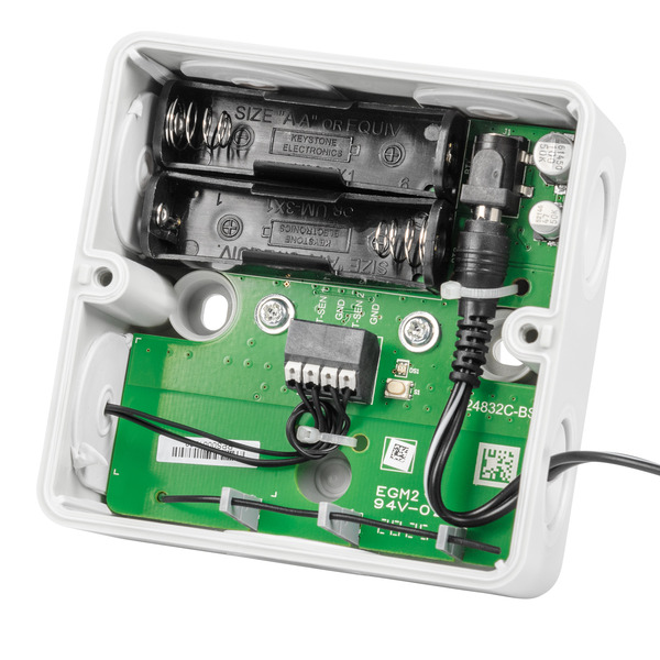 Intelligenz durch Differenz - 2-fach-Temperatursensor HmIP-STE2-PCB