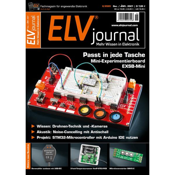 ELVjournal Ausgabe 6/2020 Digital (PDF)