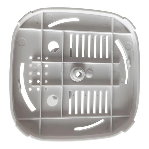 technoline Schutzhülle/Schutzabdeckung für Thermo-/Hygrosensoren, Innenmaße (Ø x H): 74 x 140 mm