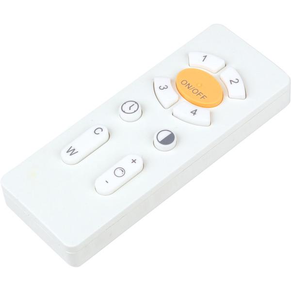 HEITRONIC Funk-Fernbedienung für LED-Einbauleuchten LESCAR
