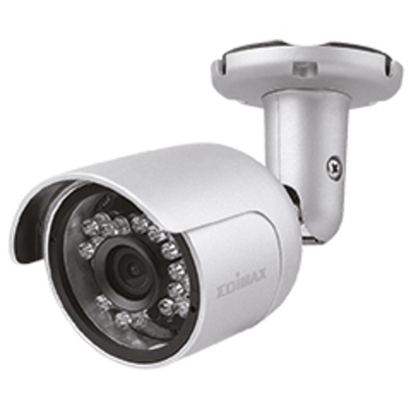EDIMAX WLAN IP-Außen-Netzwerkkamera IC-9110W-V2, 720p, abgesetzte Innen-Speichereinheit