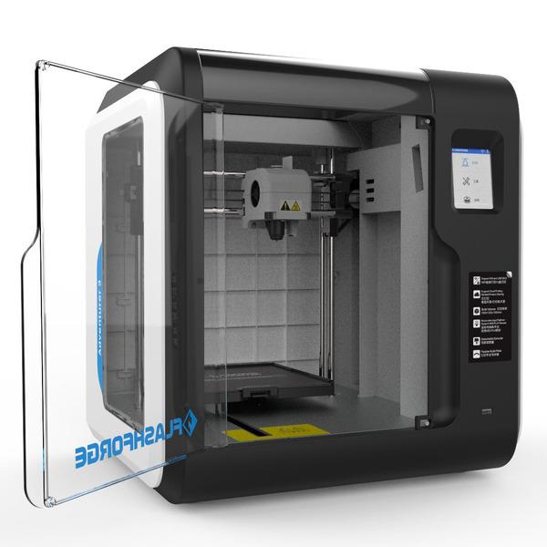 Flashforge FFF-3D-Drucker Adventurer 3, WLAN, LAN, USB, automatische Nivellierung, Echtzeitkamera