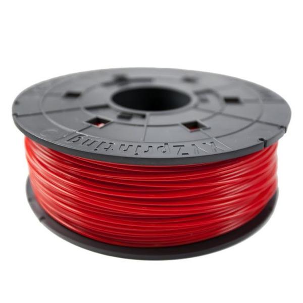 XYZprinting Antibakterielles PLA-Filament, rot, 1,75 mm, 600 g