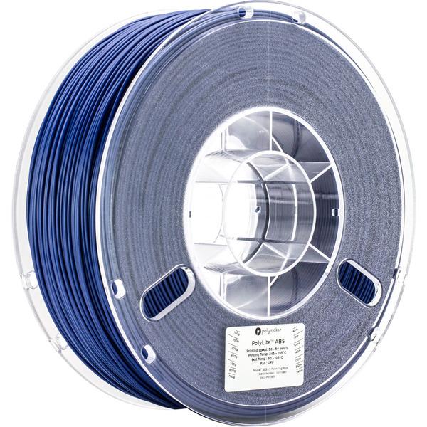 Polymaker Polylite ABS-Filament, blau, 1,75 mm, 1 kg