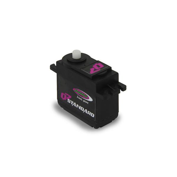 Jamara Servo Q7 JRDigital mit Kunststoffgetriebe