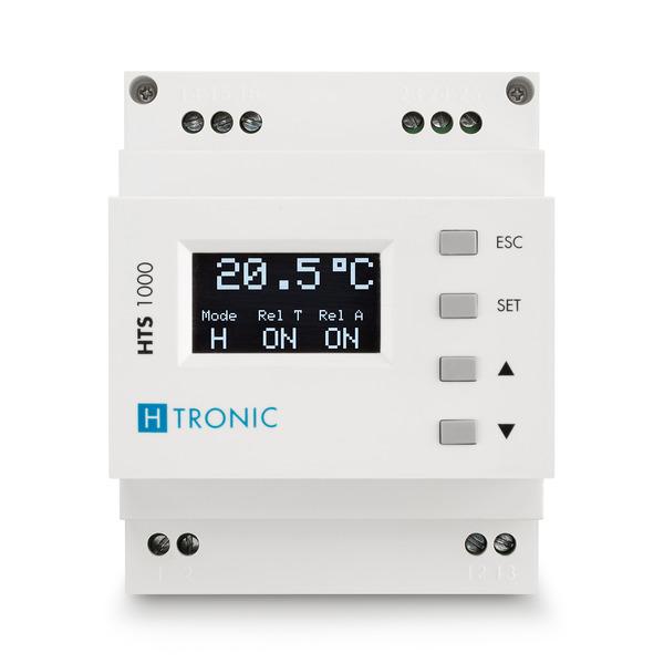 H-Tronic Hutschienen-Temperaturschalter HTS 1000