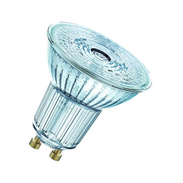 OSRAM 3er Set 4,3-W-LED-Lampe PAR51, GU10, 350 lm, warmweiß, 36°