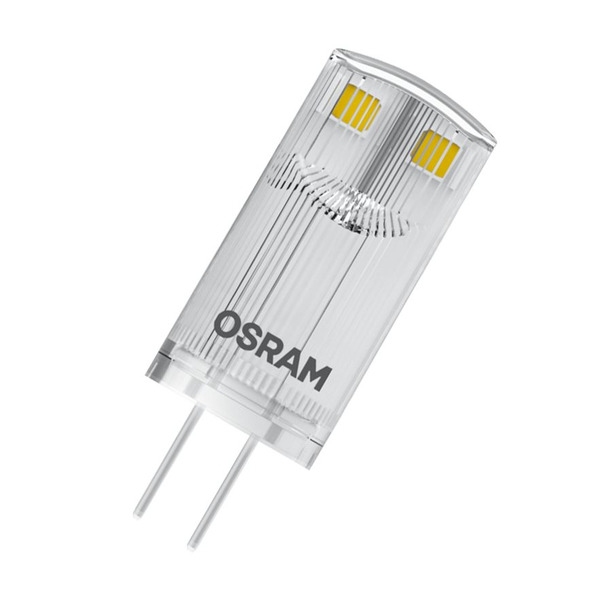 OSRAM 3er Set 0,9-W-LED-Lampe T12, G4, 100 lm, warmweiß, 12 V