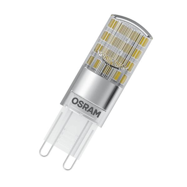OSRAM 3er Set 2,6-W-LED-Lampe T15, G9, 320 lm, warmweiß