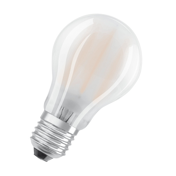 OSRAM 10-W-LED-Lampe A60, E27, 1521 lm, neutralweiß, matt