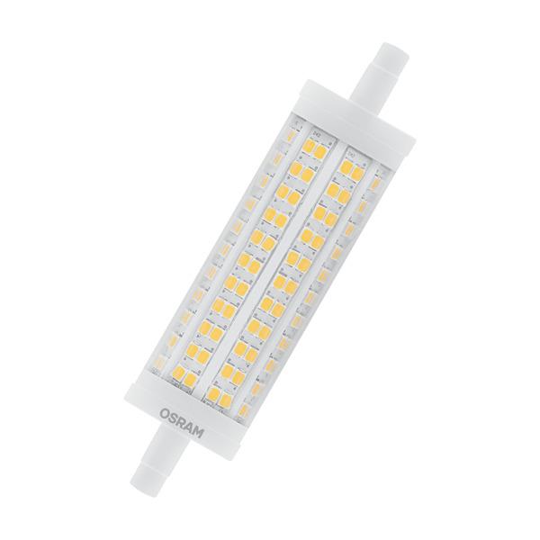 OSRAM 17,5-W-LED-Lampe T28, R7s, 2452 lm, warmweiß, dimmbar