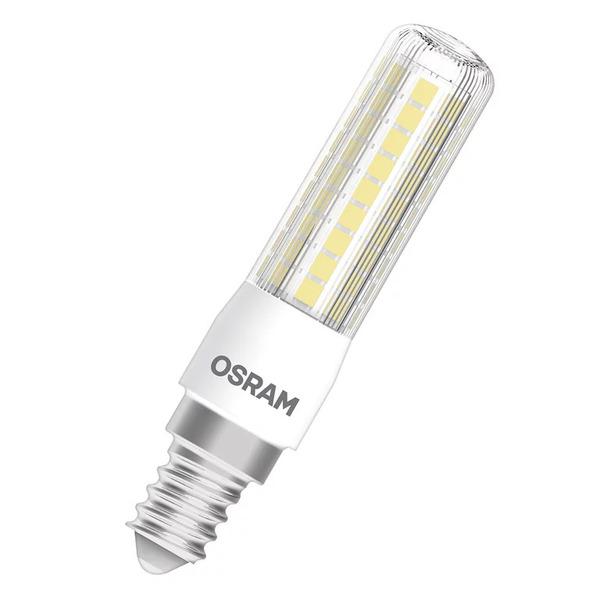 OSRAM 7,5-W-LED-Lampe T20, E14, 806 lm, warmweiß, 320°, dimmbar