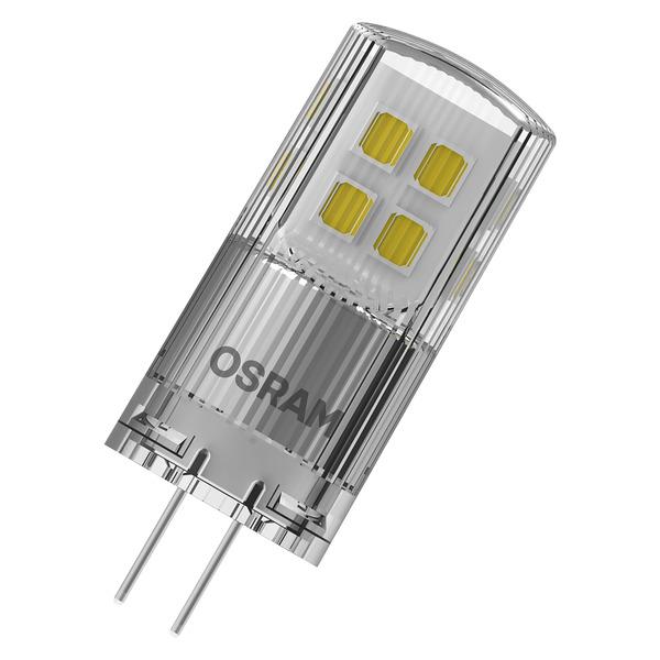 OSRAM 2-W-LED-Lampe T15, G4, 200 lm, warmweiß, 320°, 12 V, dimmbar