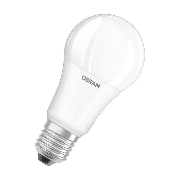 OSRAM 13-W-LED-Lampe A60, E27, 1521 lm, kaltweiß, matt