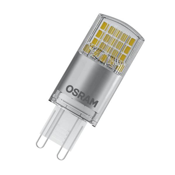 OSRAM 3,8-W-LED-Lampe T20, G9, 470 lm, warmweiß
