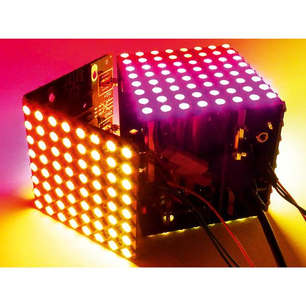 Würfel mit Wow-Effekt - Polonium Cube