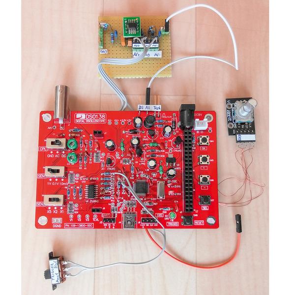 Besser machen - STM32 mit Arduino IDE nutzen und Mini-Oszilloskop DSO138 optimieren, Teil 2