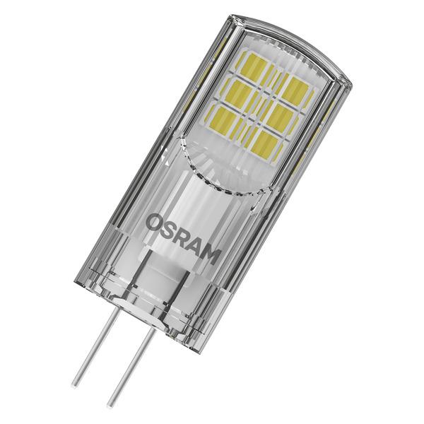 OSRAM 2,6-W-LED-Lampe T14, G4, 300 lm, warmweiß, 320°, 12 V