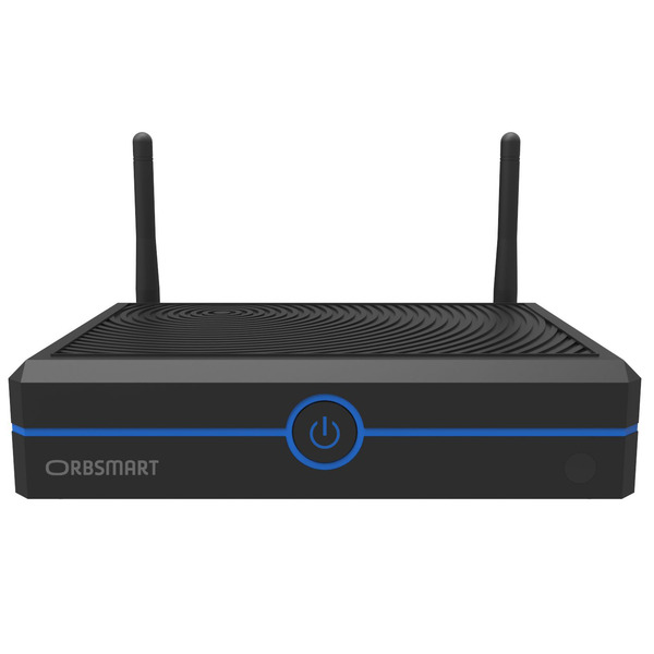 Orbsmart Windows-Mini-PC AW-11, Windows 10 Professional (64-bit), WLAN (2.4/5 GHz), Bluetooth 4.2
