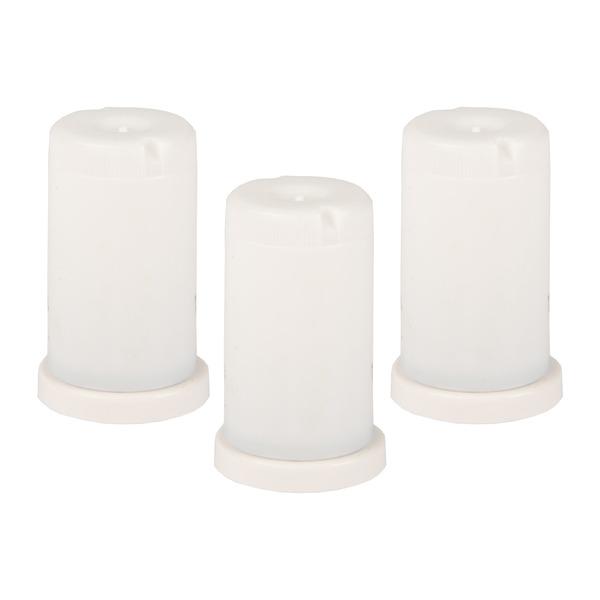 ELV 3er-Spar-Set 10-W-T8-LED-Röhrenlampe, G13, 600 mm, neutralweiß (4000 K), für KVG und VVG