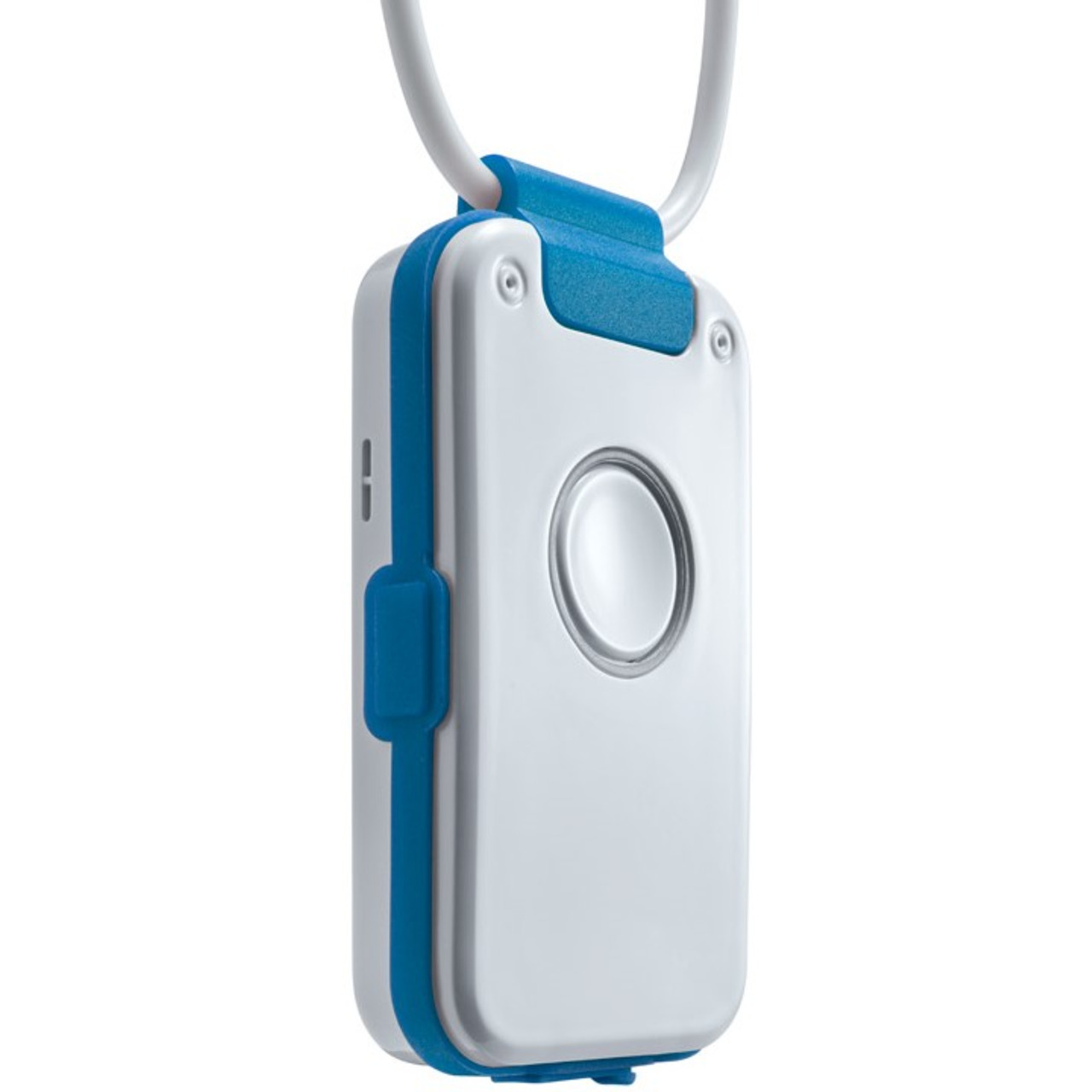 Notrufsender DECT indePendant Pro- blau- privater Hausnotruf- mit intelligenter Sturzerkennung
