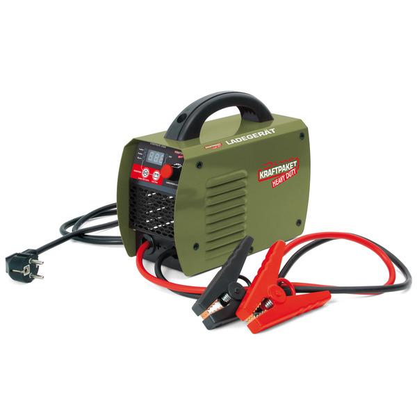 Dino KRAFTPAKET Kfz-Batterielade-/Starthilfegerät, 12/24 V, 1-40 A Ladestrom, 250 A Starthilfestrom