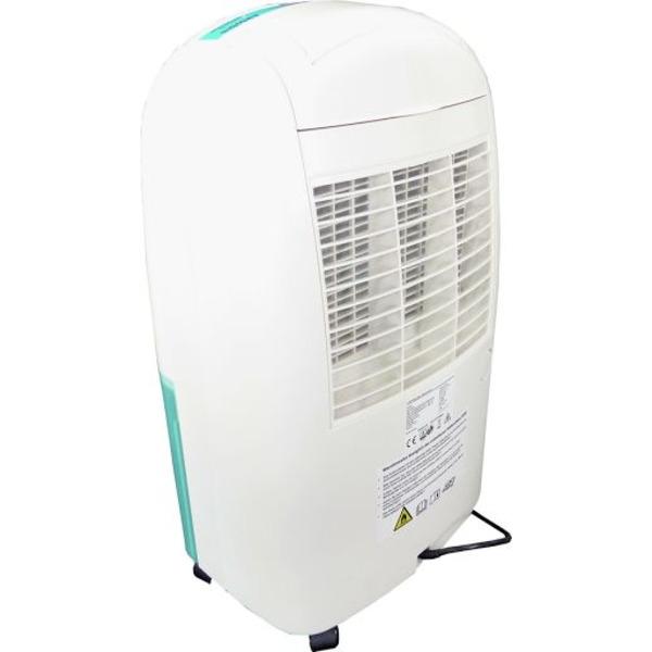 Aktobis Kompressor-Luftentfeuchter WDH 520EB, bis zu 25 l/24 h, ca. 50 m², 5,3 l Tank