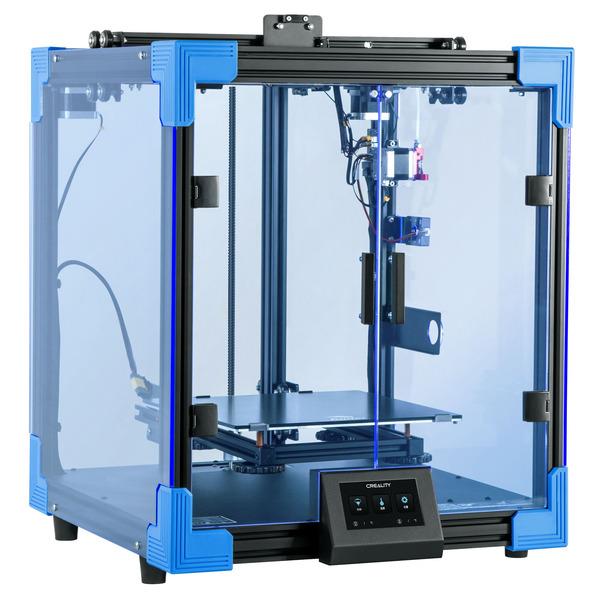 Creality3D FFF-3D-Drucker Ender 6, Bausatz, Filamentsensor, Carborundum-Heizplatte, Resume-Funktion