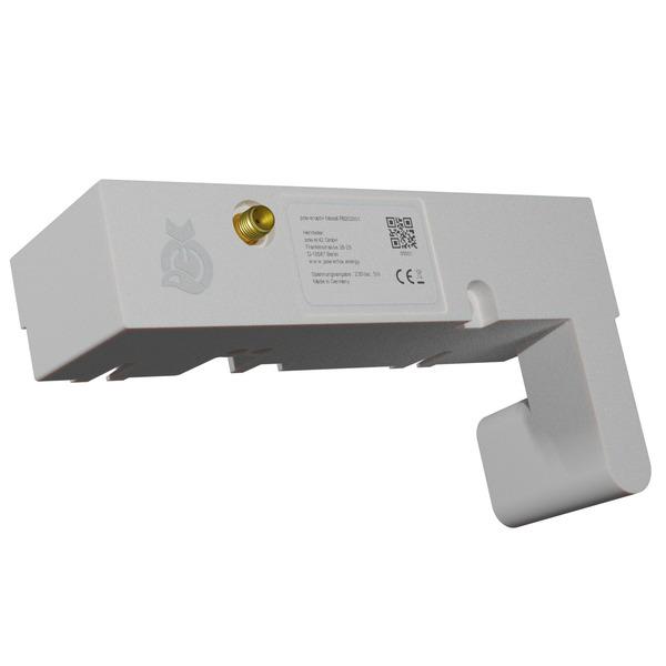 powerfox WLAN-Stromzählerausleser poweropti+ für eBZ und EasyMeter Zähler, inkl. Smartphone-App