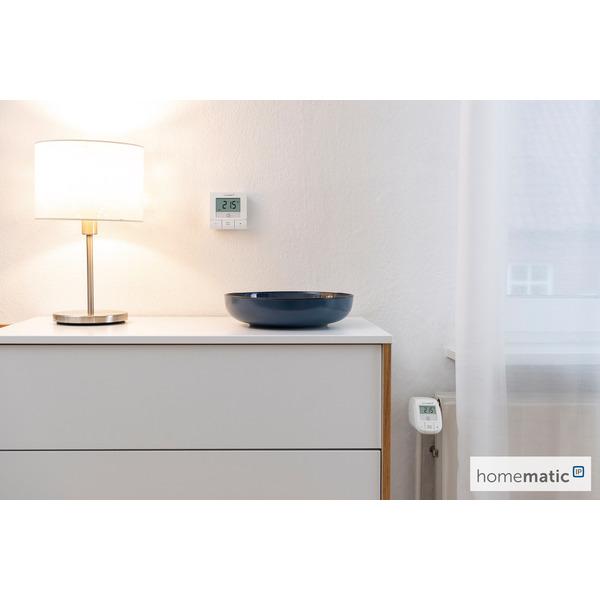 Homematic IP Smart Home Wandthermostat – basic HmIP-WTH-B