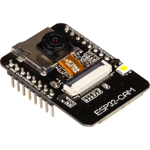 Joy-IT ESP32 Kamera-Entwicklungsplatine mit 2 MP Kamera