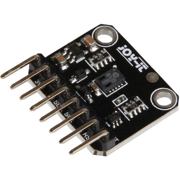 Joy-IT Luftqualitätssensor (VOC) mit angelötetenn Pins, I2C, CCS811 Sensor