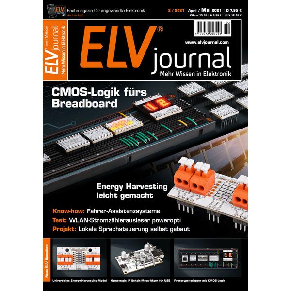 ELVjournal Ausgabe 2/2021 Digital (PDF)
