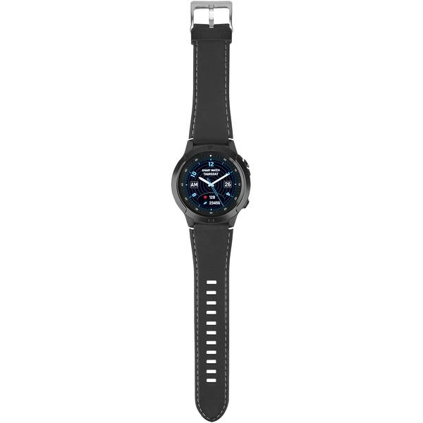 """FontaFit Smartwatch 600CH """"EXPLOR"""", schwarz, mit GPS-Modul, Schlafüberwachung, IP67"""