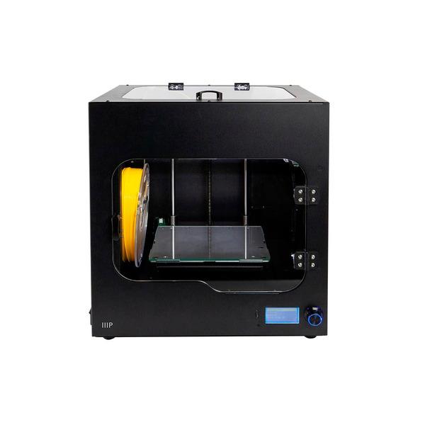 Monoprice FFF-3D-Drucker Ultimate 2, halbautomatische Nivellierung, integrierte LED-Beleuchtung