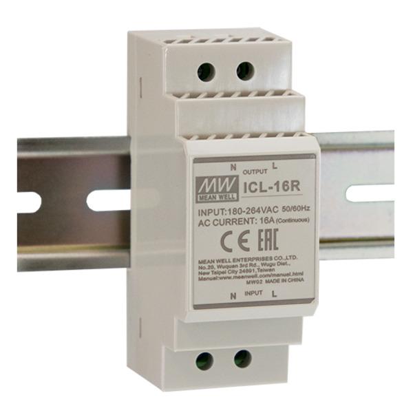 Mean Well Einschaltstrombegrenzer ICL-16R, 230 VAC