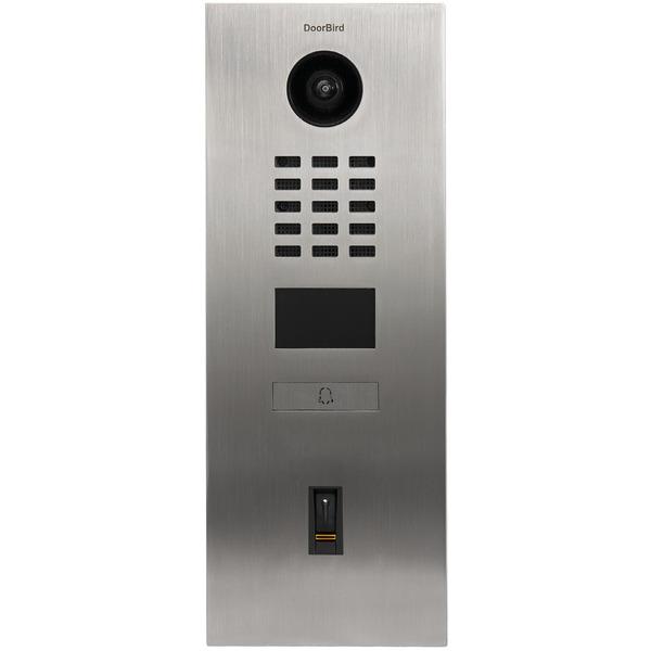 ekey Fingerprintscanner home Set UP I SC REG 2, Relais 99, schwarz für Doorbird D2101FV