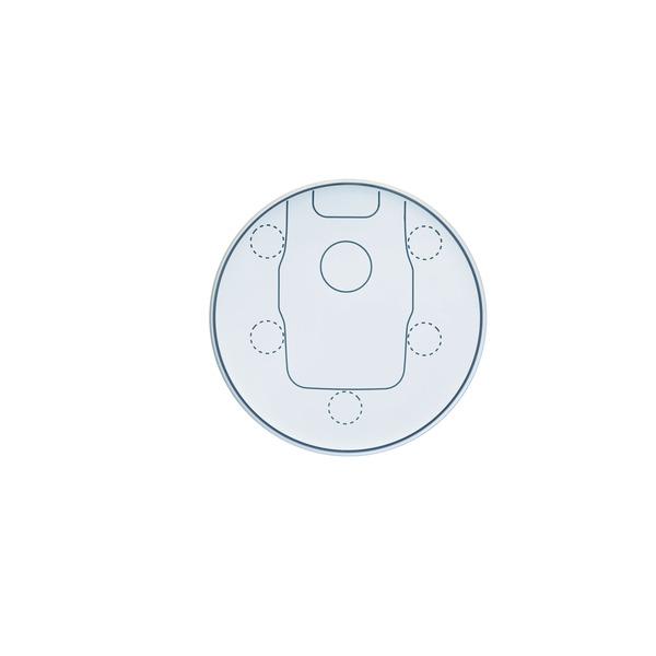 Dosch&Amand Notrufsender/Blindentelefon DA1450, mit Sprachassistent, Sturz- & Rauchmelder-Erkennung