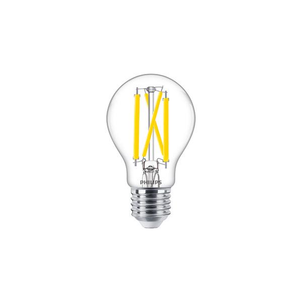 Philips 11,5-W-LED-Lampe Classic LEDbulb, E27, 1521 lm, dimmbar, warmweiß